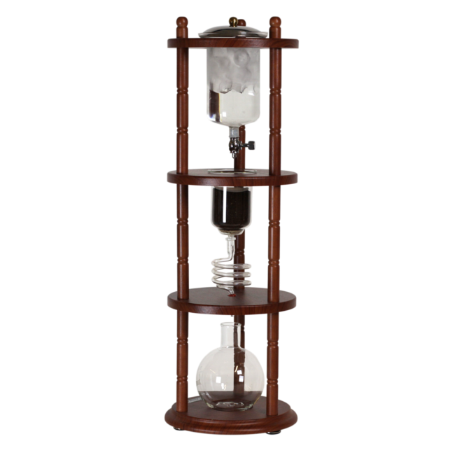 Dutch Coffee Maker - cold drip coffee - cold drip tool