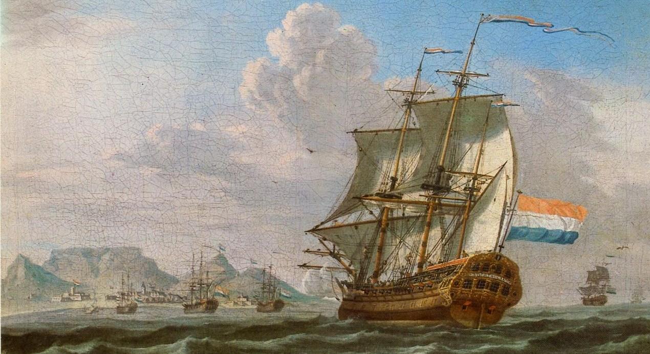 Dutch Coffee history