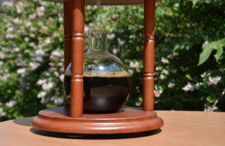 dutch coffee cold drip maken - zet de perfecte pot