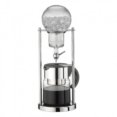 Tiamo HG2604 Dutch Coffee Maker Chrome