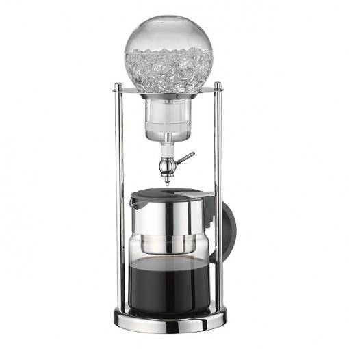 Tiamo HG2604 Dutch Coffee Maker Chrome