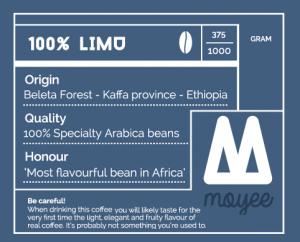 Dutch Coffee Moyee Limu