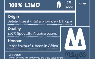 Limu (Ethiopië) – Moyee Coffee