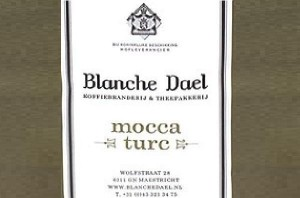 Dutch Coffee Blanche Dael Mocca Turc