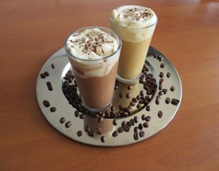 Dutch IJskoffie chocolade / vanille