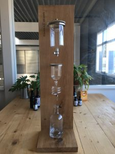 Cold Drip Coffee Tower